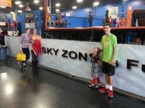 SkyZone ~ Memphis, TN